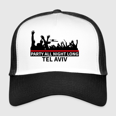 Tel Aviv Party - Trucker Cap