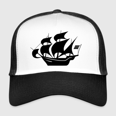 Segelboot - Trucker Cap