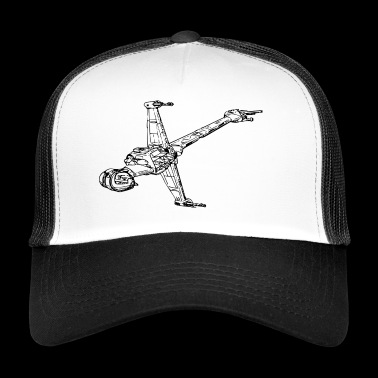 Fighter - Trucker Cap