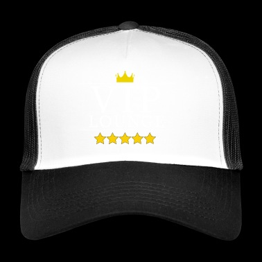 VIP lounge design gift - Trucker Cap