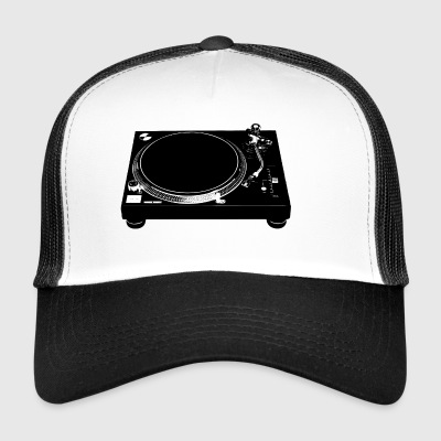 DJ turntable - Trucker Cap
