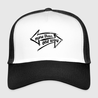More than one way - Trucker Cap
