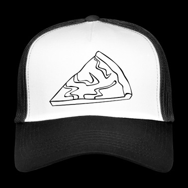 pizza pizzeria food essen restaurant11 - Trucker Cap