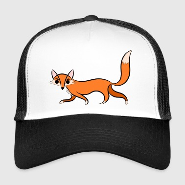 Exo Fox - Trucker Cap