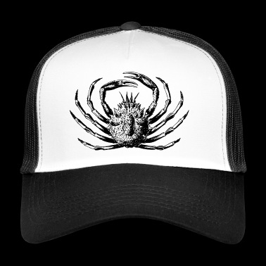 Crabe - crabe royal - Trucker Cap