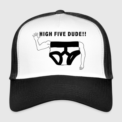 high Five - Trucker Cap