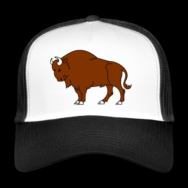 The buffalo - Trucker Cap