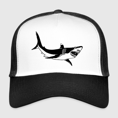 Shark - Trucker Cap
