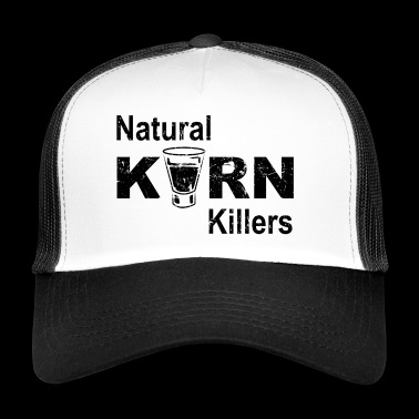 Natural Killers Korn rocznika - Trucker Cap