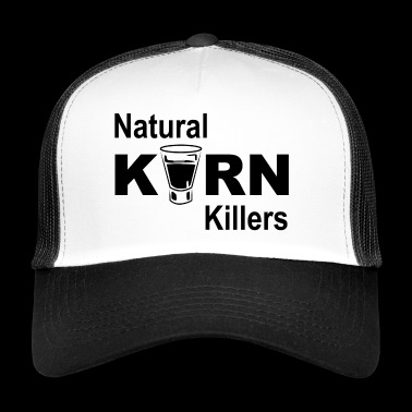 Naturalne Korn Killers - Trucker Cap