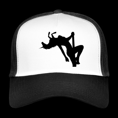 Stripping unicorn - Trucker Cap