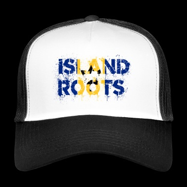 Barbados Roots - Trucker Cap