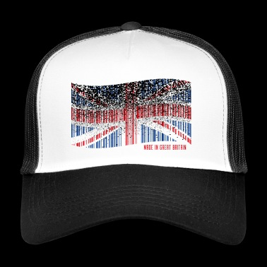 Made in Great Britain - Trucker Cap
