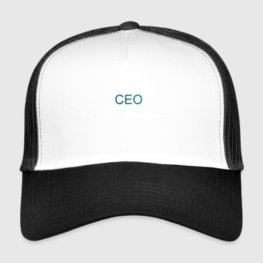 ceo - Trucker Cap