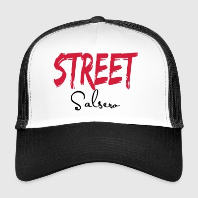 STREET Salsero - Salsa Dance Fashion - Trucker Cap