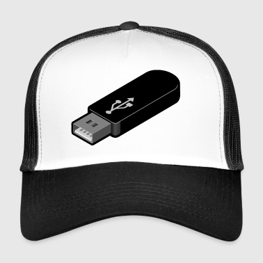 USB stick - Trucker Cap