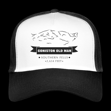 Coniston Old Man - Trucker Cap