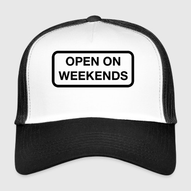 weekend - Trucker Cap