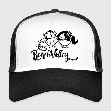 Beach Volley - Trucker Cap