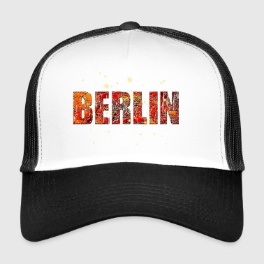 Berlin 005 - Trucker Cap
