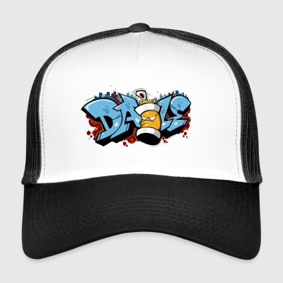 street graffiti - Trucker Cap