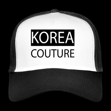 Korea Couture - Trucker Cap