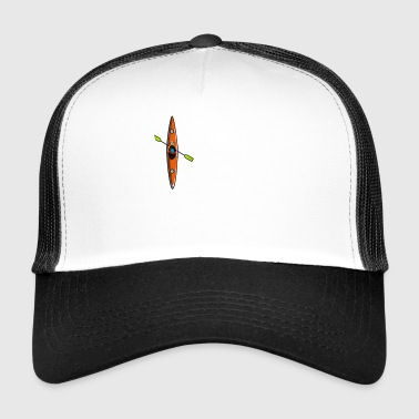 KAYAK - Comic - Trucker Cap