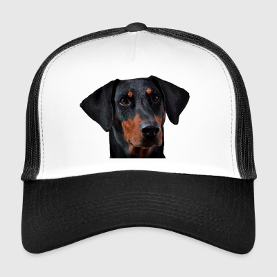 Doberman pinscher - Trucker Cap