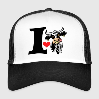 i_love_stier - Trucker Cap