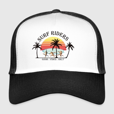 surf riders - Trucker Cap