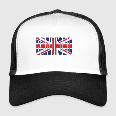 Bradford UK - Trucker Cap