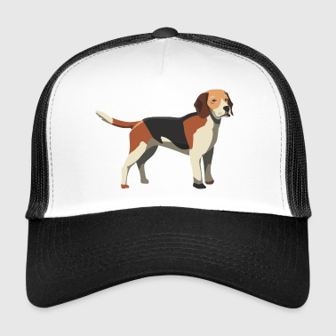 idea regalo cane beagle - Trucker Cap