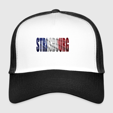 FRANCE STRASBOURG - Trucker Cap