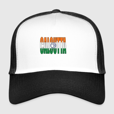 INDIA CALCUTTA FL 04 - Trucker Cap