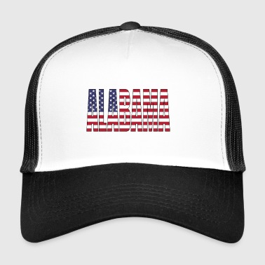 alabama USA - Trucker Cap