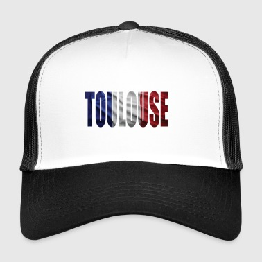 FRANCE TOULOUSE - Trucker Cap