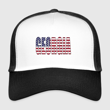 georgia USA - Trucker Cap