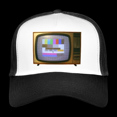 Vintage TV - Trucker Cap