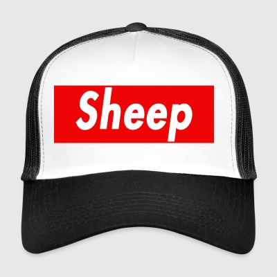 Sheep Logo - Trucker Cap