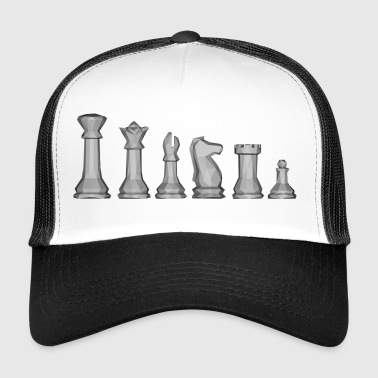 chessmen - Trucker Cap