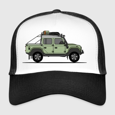Defender 110 Offroad Pick Up - Trucker Cap