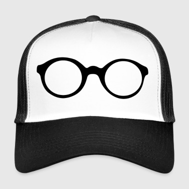 Brille - Trucker Cap