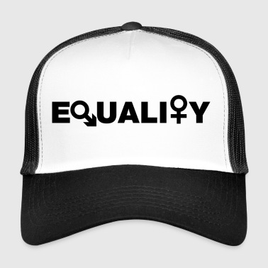 Equality - Trucker Cap