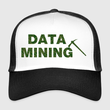 Data Mining - Trucker Cap