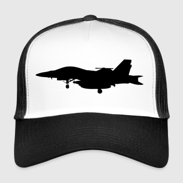 Jet fighter jet jet-jet gift gift idea - Trucker Cap