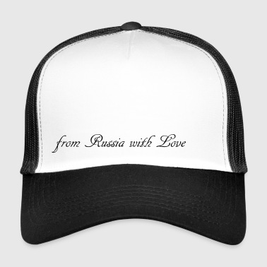 From Russia With Love - Trucker Cap