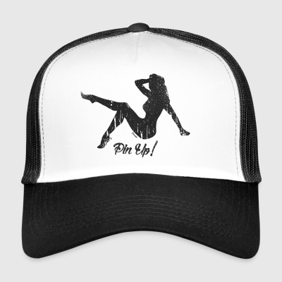Pin Up ! (H) - Trucker Cap