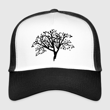 Baum Illustration - Trucker Cap