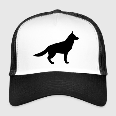 German shepherd - Trucker Cap
