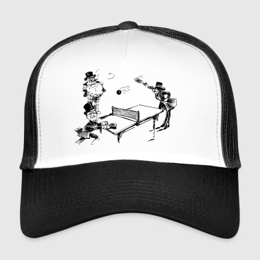 tennis de table de ping pong ping-pong BAT5 - Trucker Cap